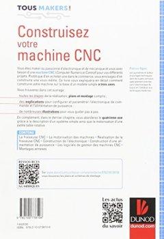 Livres Couvertures de Construisez votre machine CNC