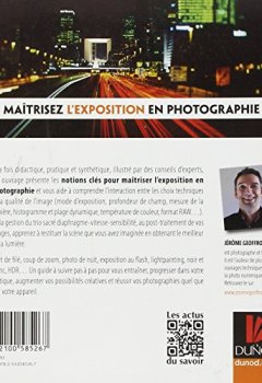 Livres Couvertures de Maîtrisez l'exposition en photographie - Techniques, savoir-faire et astuces de pro