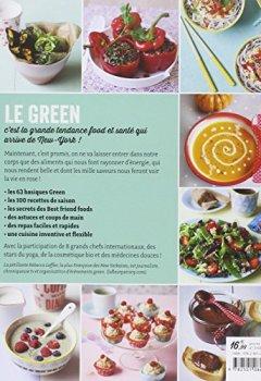 Livres Couvertures de Green glam et gourmande: Les 150 recettes culte du Health Movement