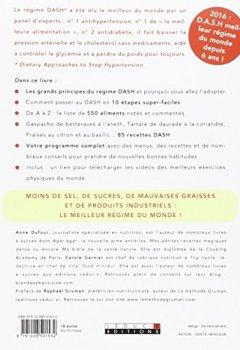 Livres Couvertures de DASH : Le meilleur régime du monde : Dietary Approaches to Stop Hypertension