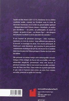 Livres Couvertures de Mathnawî, la quête de l'Absolu: Tomes 1, Livres I à III