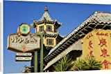 Canvas Prints of Hop Louie Restaurant, Chinatown, Los Angeles, California, United States of from Robert Harding