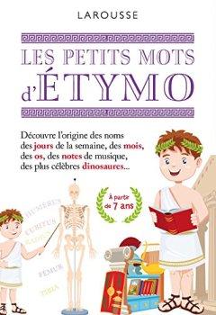 Livres Couvertures de Les petits mots d'étymo