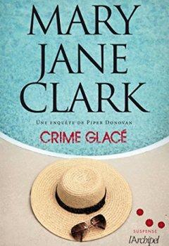 Livres Couvertures de Crime glacé : Une enquête de Piper Donovan