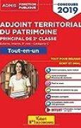 Concours adjoint territorial du patrimoine : Catégorie C Tout-en-un