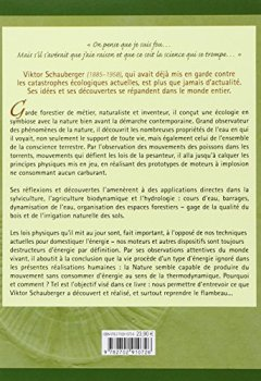 Livres Couvertures de Le Génie de Viktor Schauberger : Et si la pénurie d'eau et d'énergie était un faux problème ?