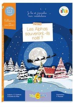 Livres Couvertures de Les alphas sauveront-ils Noël ?