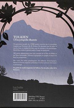 Livres Couvertures de Encyclopédie illustrée de Tolkien