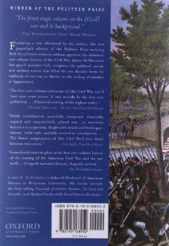 Buchdeckel von Battle Cry of Freedom: The Civil War Era (Oxford History of the United States)