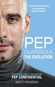Buchdeckel von Pep Guardiola: The Evolution