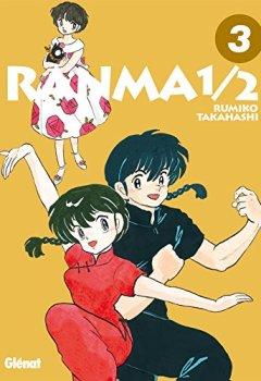 Livres Couvertures de Ranma 1/2 - Édition originale - Tome 03