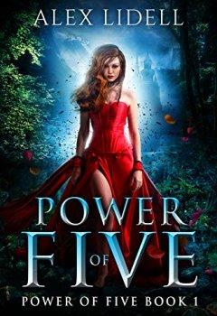 Livres Couvertures de Power of Five: Reverse Harem Fantasy, Book 1 (English Edition)