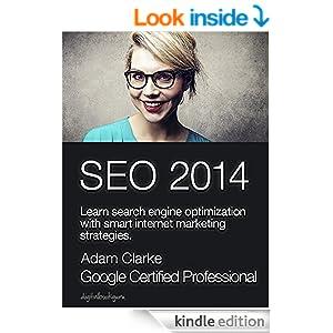 seo 2014 book cover