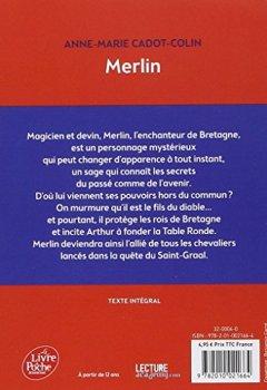 Livres Couvertures de Merlin