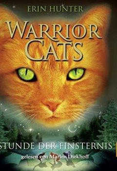 Buchdeckel von Stunde der Finsternis (Warrior Cats 6)