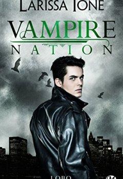 Livres Couvertures de Lobo: Vampire Nation, T2.5