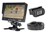 Pyle-PLCMTR26-Dual-Weatherproof-Rearview-Backup-Camera-for-Bus-Truck-Trailer-and-Van-IR-Night-Vision-Waterproof-Commercial-Grade-DC-12-24V