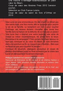 Livres Couvertures de L'héritage de tata Lucie