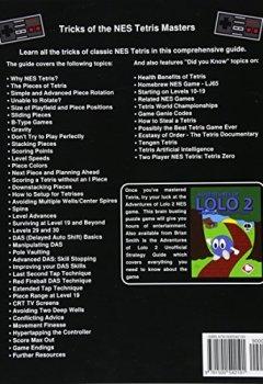 Livres Couvertures de Tricks of the Classic NES Tetris Masters