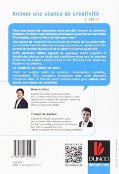 Livres Couvertures de Animer une séance de créativité - 2e éd.