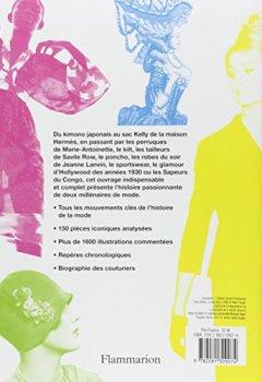 Livres Couvertures de Tout sur la mode : Panorama des chefs-d'oeuvre et des techniques
