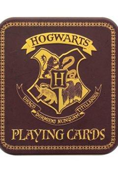 Livres Couvertures de Harry Potter jeu de cartes à jouer Poudlard