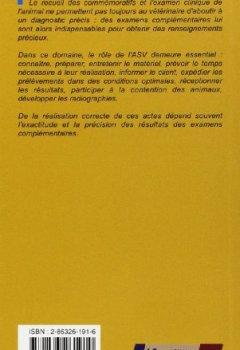 Livres Couvertures de Examens Complementaires