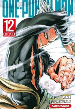 Livres Couvertures de ONE-PUNCH MAN - tome 12 (12)
