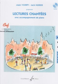 Livres Couvertures de Lectures Chantees - Premier Cycle