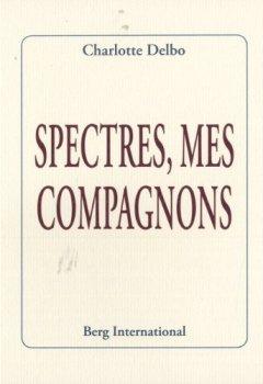 Livres Couvertures de Spectres mes compagnons. Lettre à Louis Jouvet