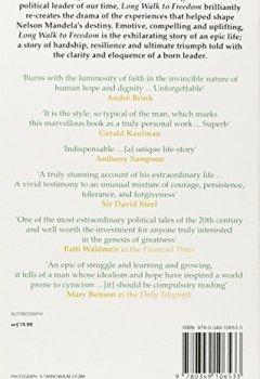 Livres Couvertures de Long Walk To Freedom : The autobiography of Nelson Mandela