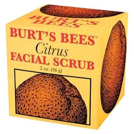 Burt's Bees Citrus Facial Scrub.2 oz (57g).