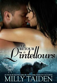Livres Couvertures de Le Retour De L'intellours: Une Romance Paranormale (Agence de Rencontres Paranormales t. 2)