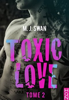 Livres Couvertures de Toxic Love - tome 2 (HQN)