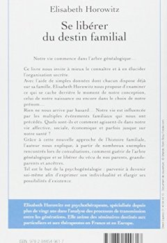 Livres Couvertures de Se libérer du destin familial : Devenir soi-même grâce à la psychogénéalogie