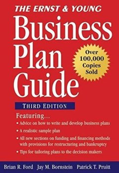 Livres Couvertures de Ernst & Young Business Plan Guide by Brian R. Ford (2007-06-04)