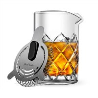 Yarai Mixing Glass with Stainless Steel Strainer - 400ml