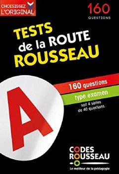 Livres Couvertures de TEST ROUSSEAU DE LA ROUTE B 2018