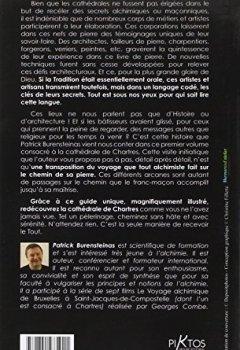 Livres Couvertures de Chartres - Cathédrale alchimique et maçonnique