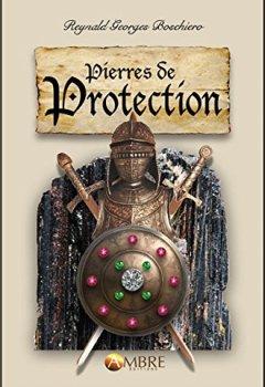 Livres Couvertures de Pierres de Protection