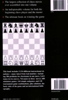 Livres Couvertures de Chess: 5334 Problems, Combinations and Games