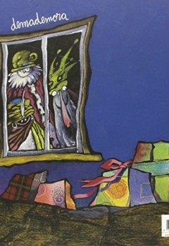 Portada del libro deCando Martiño tivo ganas de mexar a noite de Reis (demademora)