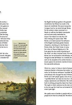 Livres Couvertures de Capability Brown: And His Landscape Gardens
