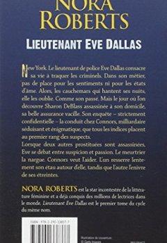 Livres Couvertures de Lieutenant Eve Dallas, Tome 1 :