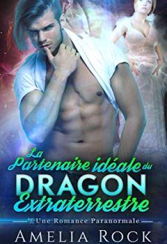 Livres Couvertures de La Partenaire idéale du Dragon Extraterrestre: Une Romance Paranormale