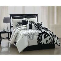 Best Black and White Bedding Comforter Sets 2015