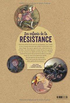 Livres Couvertures de Les Enfants de la Résistance - tome 2 - Premières répressions