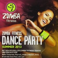 VA-Zumba Fitness Dance Party Summer 2013-2CD-2013-VOiCE
