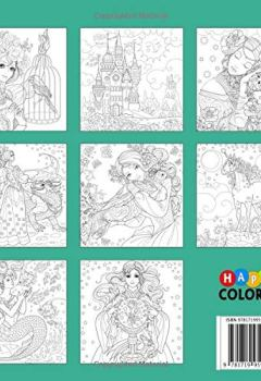 Livres Couvertures de Fantasy Kingdom Coloring Book for Adults