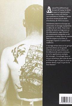 Livres Couvertures de 100 ans de tatouage